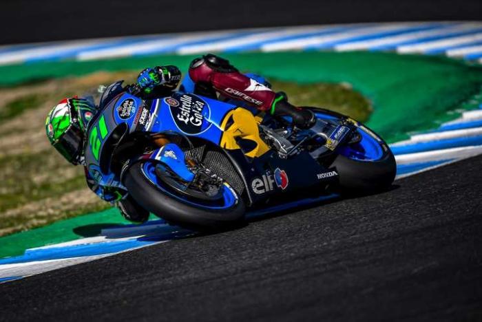 чемпион Moto2, Франко Морбиделли