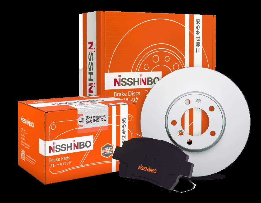 NISSIHINBO_DiscPad_Composing