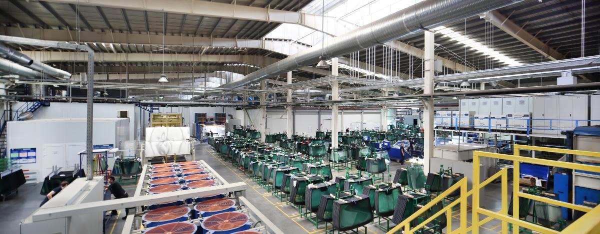 Завод Fuyao