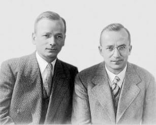 Эрнст и Герман Мале