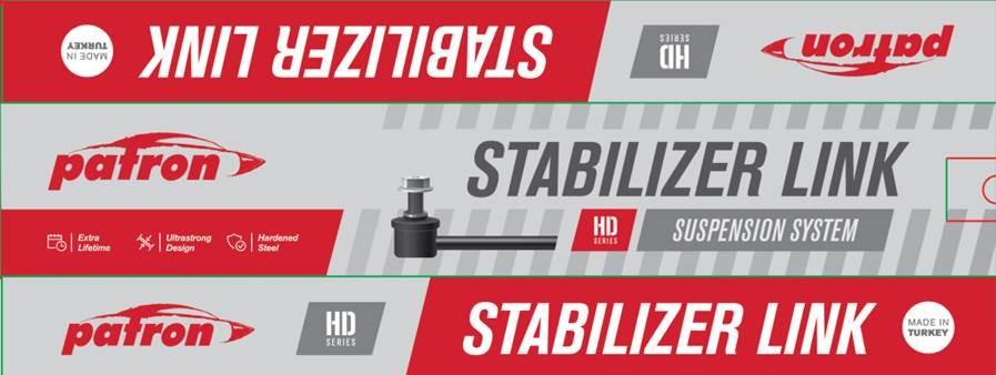 Подвеска Patron-HD